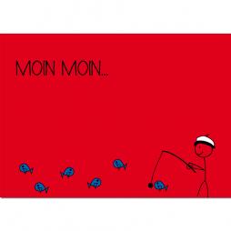 Postkarte - Moin Moin