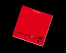 Haftnotiz Block Reeperbahn