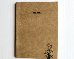 Notizbuch A6 Moin