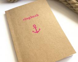 Notizbuch A5 Logbuch