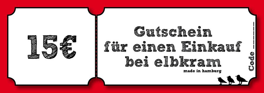 Gutschein 15EU