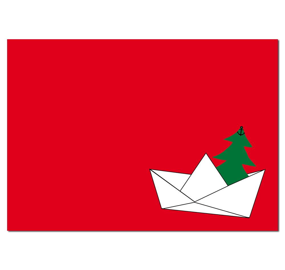 Sailing Home for Christmas